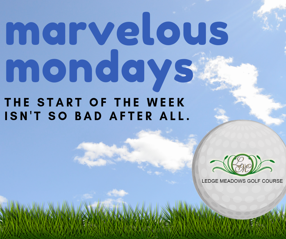 Save on Marvelous Mondays!